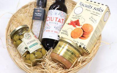 🎁 Cadeaux locaux & idées gourmandes
